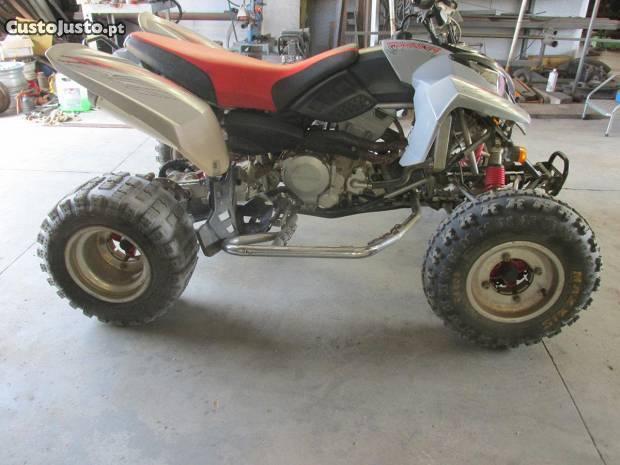 Moto 4 Polaris Predator 500