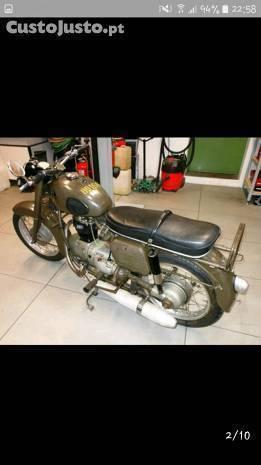 Moto Ducati 1968
