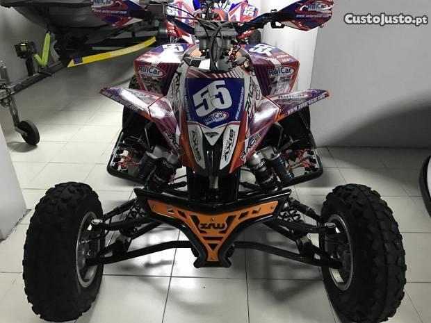 Moto4 ktm 450 SX