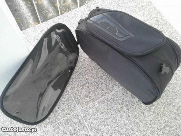 saco deposito 2 em 1