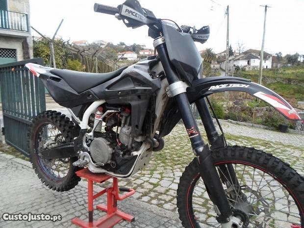Husqvarna TC450 Matriculada 9kW (125cc)