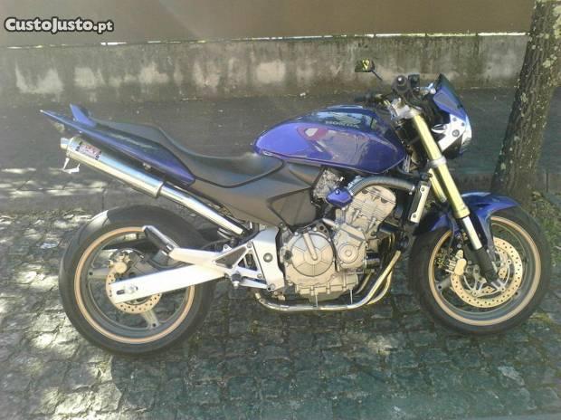 Honda Hornet 600cc 24kw de livrete
