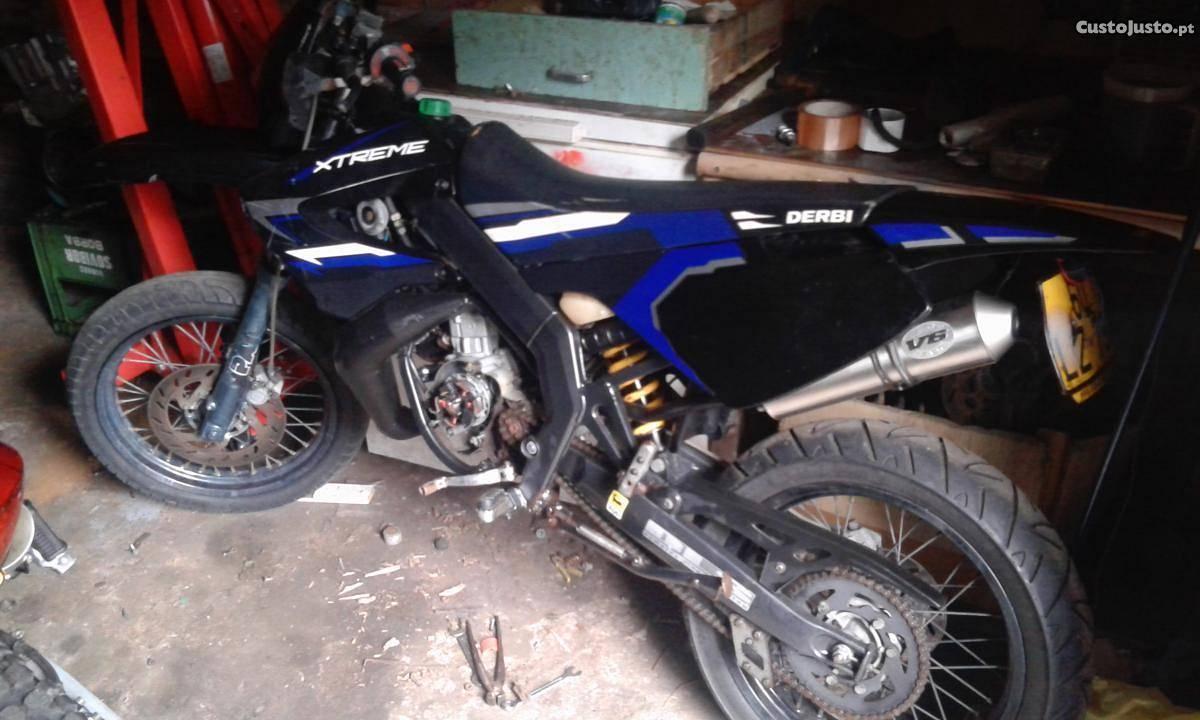 Peças Derbi Senda Xtreme 50cc Supermotard 2010