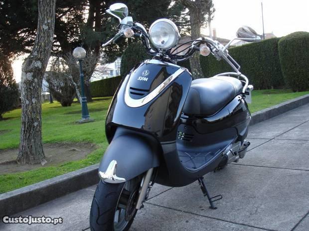 Scooter Sym Allo 125