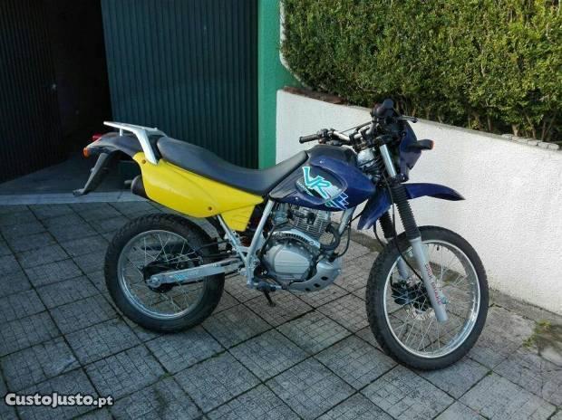 Moto 125 Hardford vr125