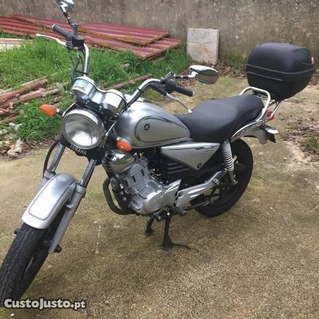 Ybr 125 custom