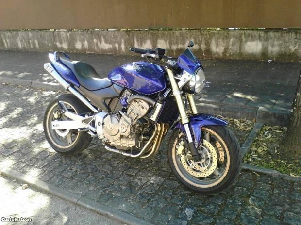 Honda hornet 600cc 24kw livrete