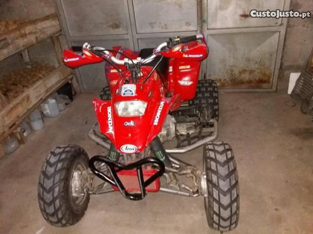 Moto 4 smc honda 250