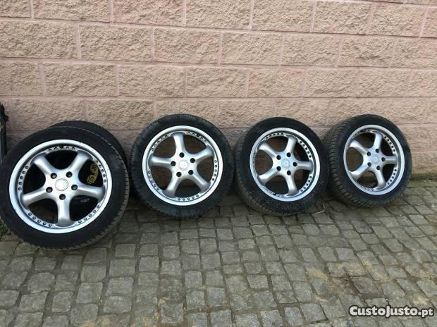 Jantes bmw com pneus