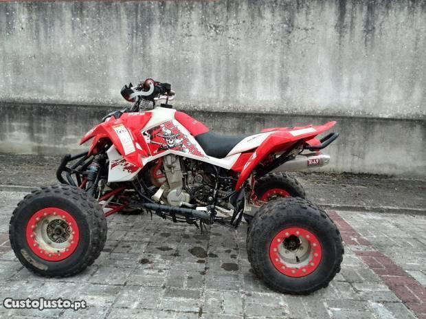 Polaris outlaw 525s motor ktm