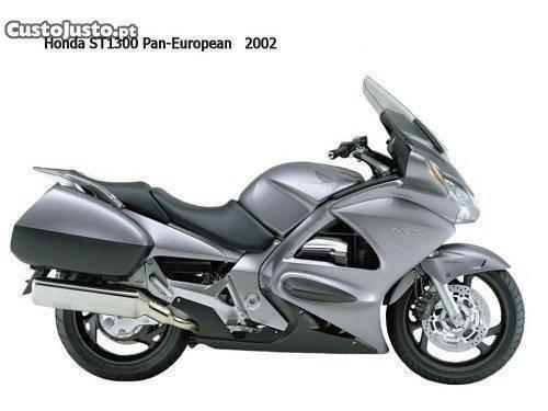 Pan European 1300 ST Abs em muito bom estado