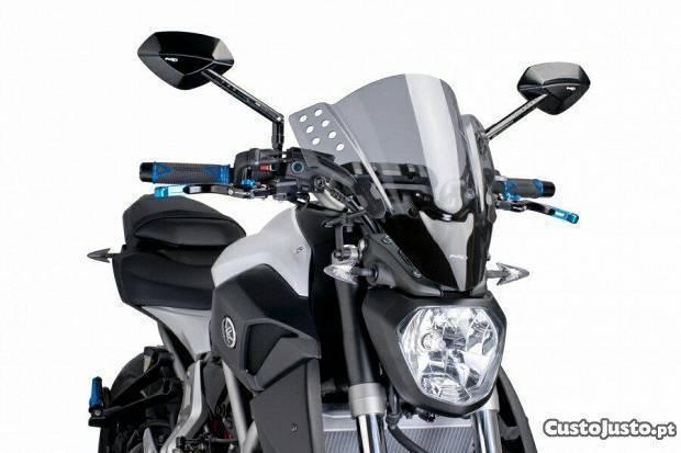 Viseira Rafale Puig para Yamaha MT-07