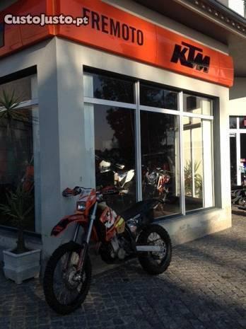 KTM 400 Matriculada Motor Novo