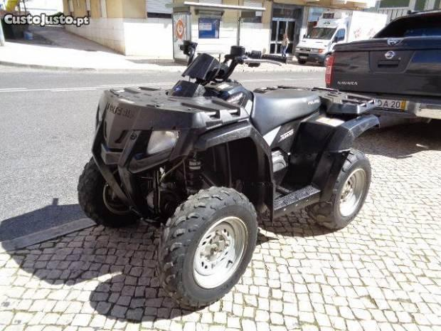 Polaris Hawkeye 300