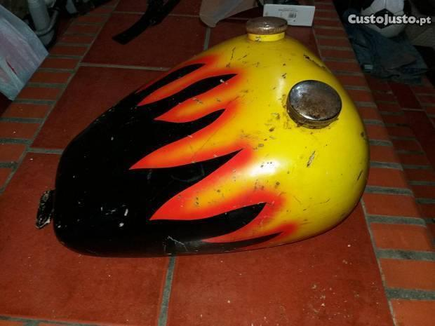 Depósito Harley Davidson