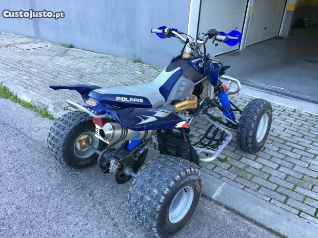 Moto4 Polaris predator 500