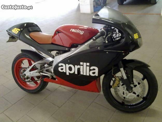 Aprilia rs125 troco por 4x4