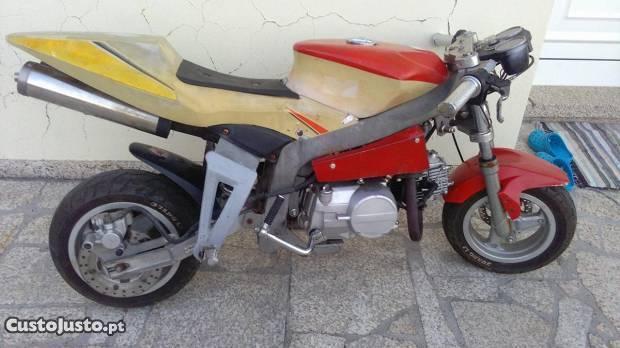 Mini Moto de Pista