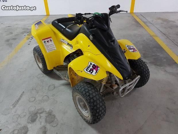 mini moto4 impecavel