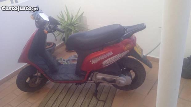scooter usada, veio agora da oficina, impecável