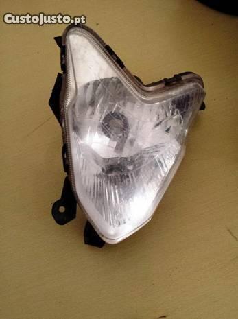 Farol com lampada Suzuki ltr 450 moto4