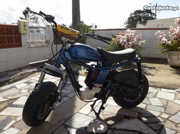 Moto Gilera 50cc