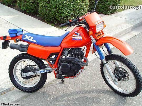 Peças Honda XL 350