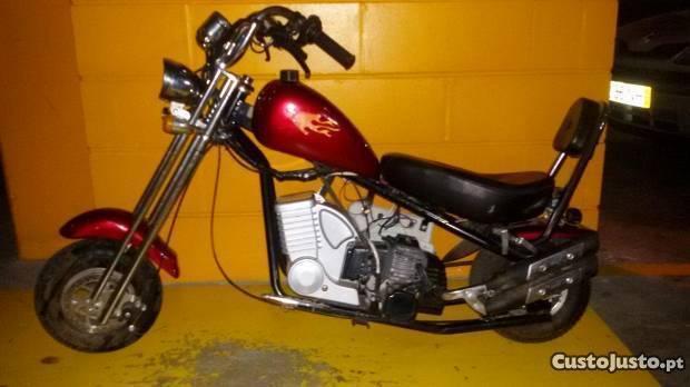 mini mota automatica