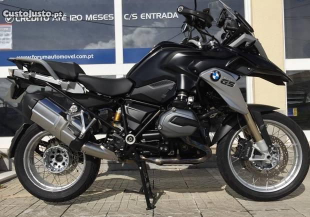 BMW R 1200 GS - 4 Packs - Quick-Shift - Keyless