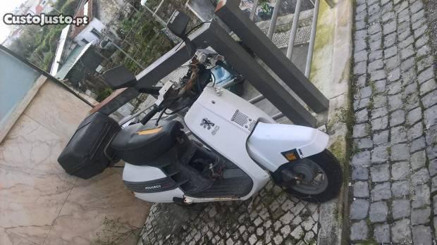 Mota Peugeot