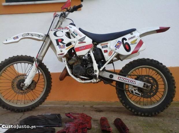 Cr 125cc