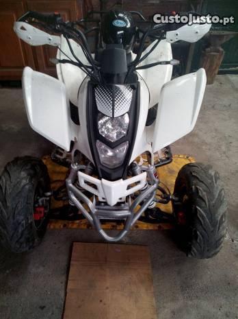 moto4 shineray 250 cc automatica