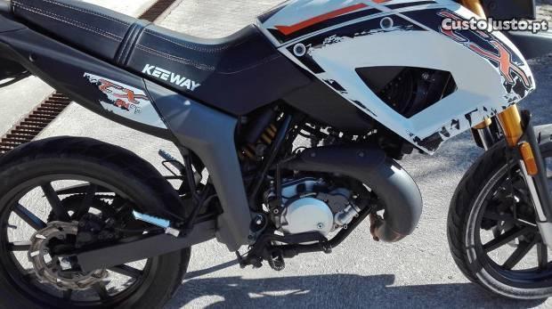 Keeway TX 50