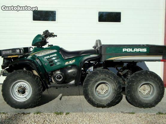 polaris 500 6x6 moto4 yamaha suzuki can am