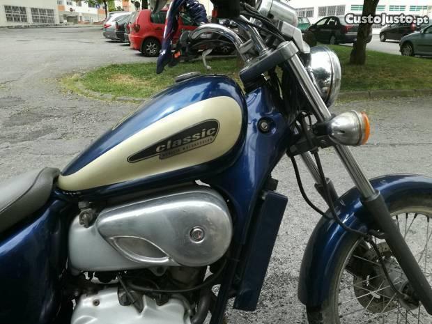 Aprillia classic 50