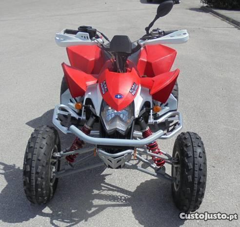 Moto4 Polaris Outlaw 525 (2011)
