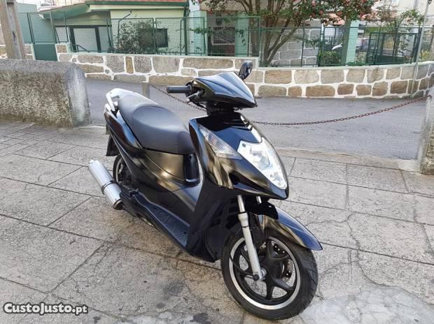 Mtr 4 tempos 125cc