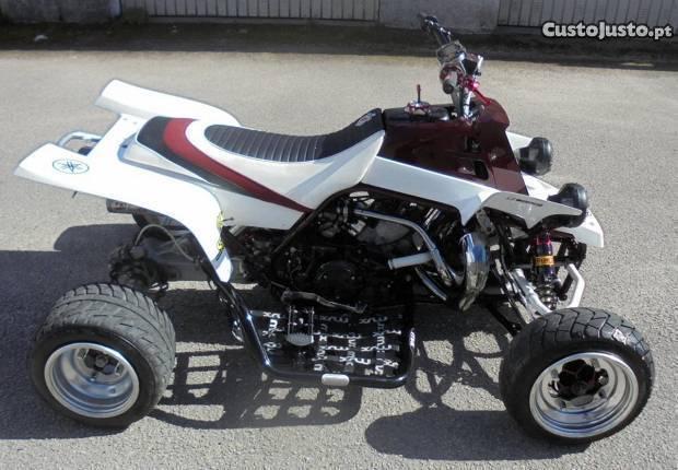 Moto4 Yamaha Banshee Superquad Full