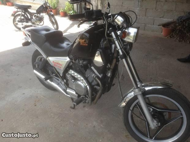Moto Morini 501 Excalibur