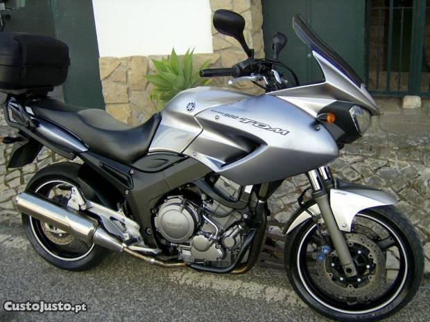 Yamaha TDM 900 ABS - 1 Registo - Original Estimada