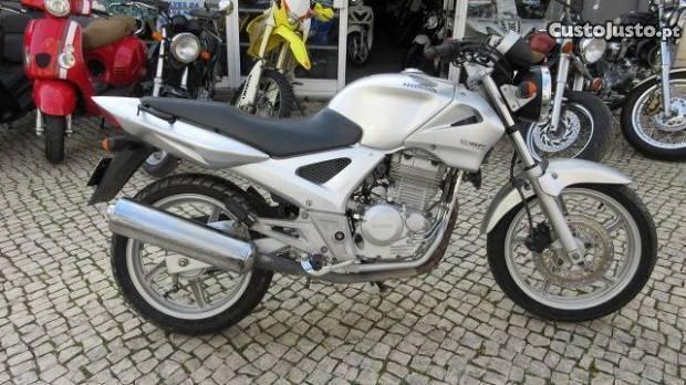 moto usada Honda 34 kw
