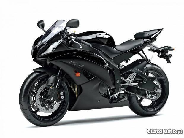Material Yamaha R6 - 2011 -Origem e competição