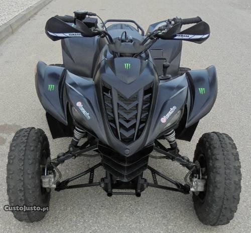 Moto4 Yamaha Wolverine (2007)