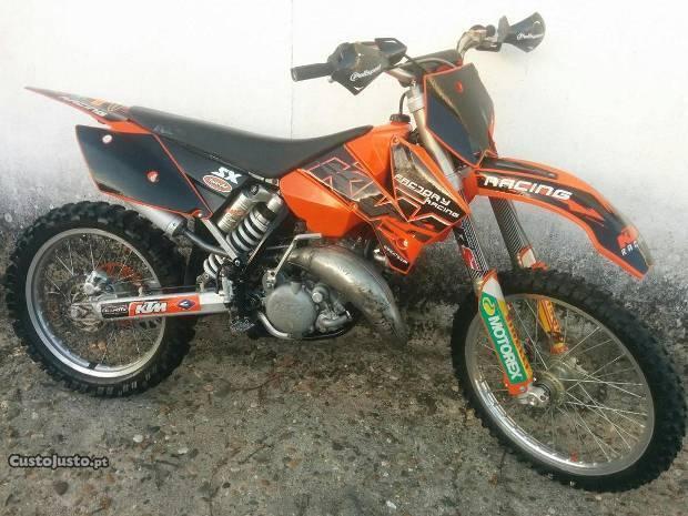 Ktm sx 125 / 2005