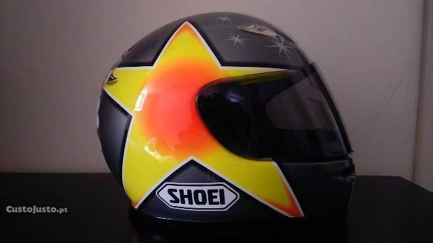 Capacete Shoei Hayden - Tamanho S (XS)