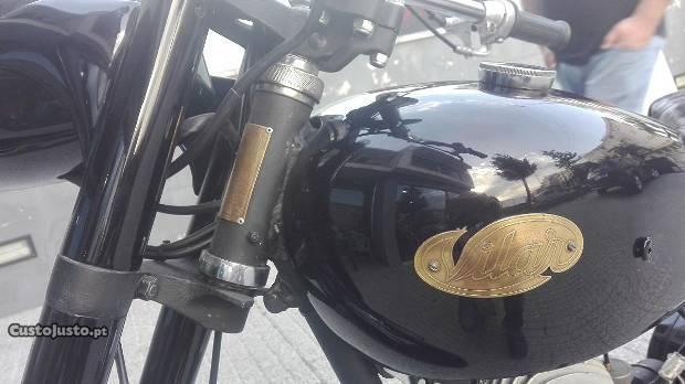 Vilar 125 c.c. de 1954 ( poss. troca por moto )
