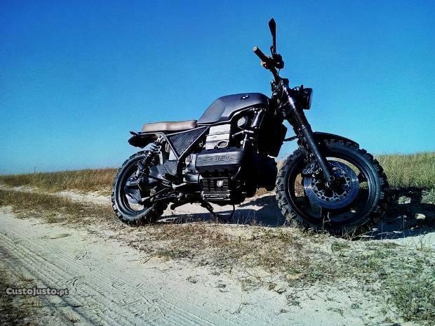 BMW K1100 LT - Scrambler