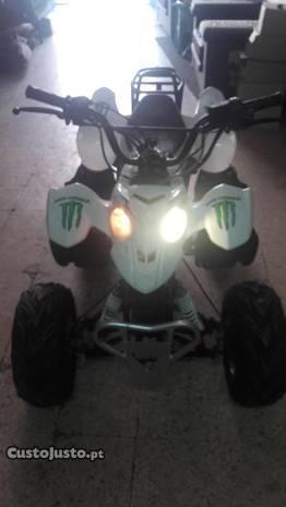 Mini Moto 4 125cc 4 tempos