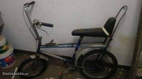 Bicicleta Orbita Cross ( Chopper )