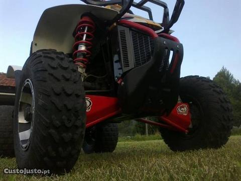 moto4 polaris scrambler 500 c catalizador